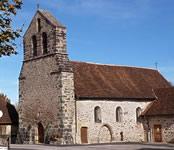 Benayes, église