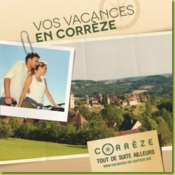 tourisme vacances en correze